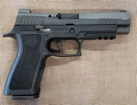 Sig-P320-Question Can I Convert A Sig P320 Carry To Full Size.