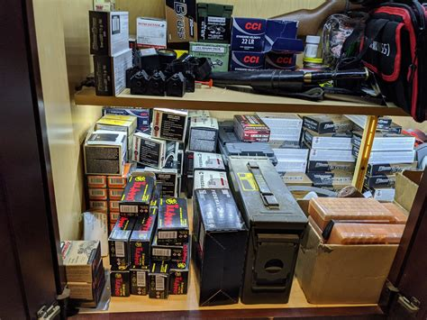 Can I Keep Ammo In My Gun At My Home