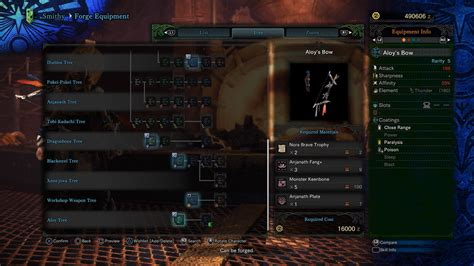 Can I Upgrade My Ammo Capacity In Monster Hunter