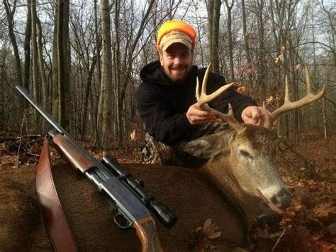 Can I Use A Handgun To Hunt Deer In Michigan