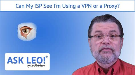 Can My Isp Detect A Vpn