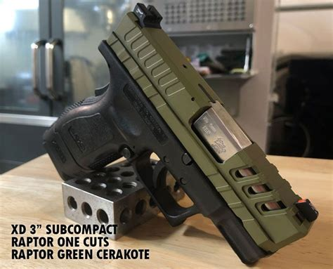 Can Springfield Xd Slides Work On Spectre