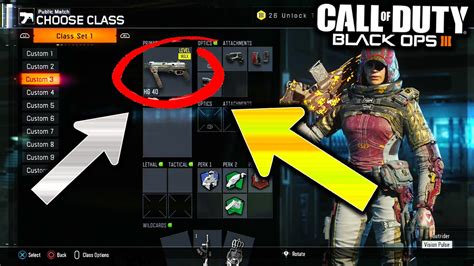 Can T Open Gunsmith On Black Ops 3