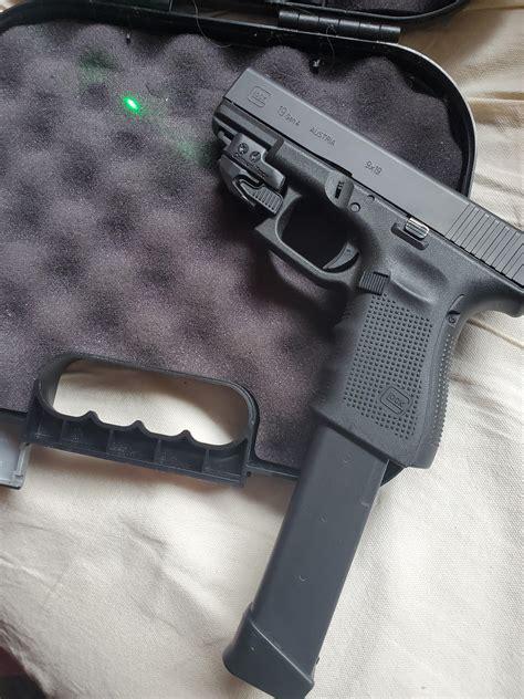 Can The Gen 5 Glock 19 Take Gen 4 Mags