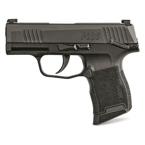 Can The Sig P365 Take P Rounds
