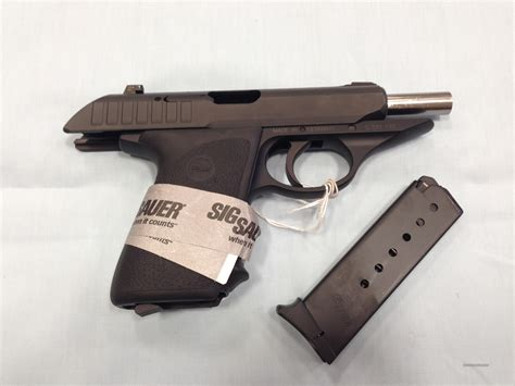 Can The Sig Sauer P232 Fire P Rounds