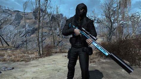Can Tyco Use A Sniper Rifle Fallout 1