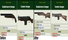 Can U Upgrade Shotgun Damage Twice Fallout 76
