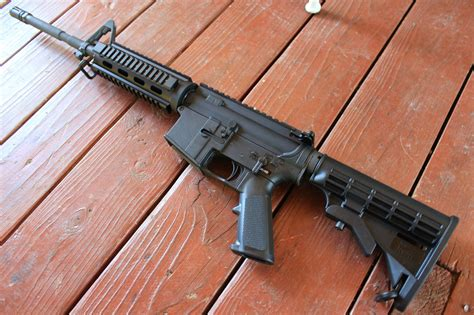 Can You Build An Ar 15 In California