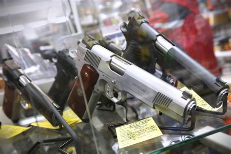 Can You Buy A Handgun At 18 In West Virginia