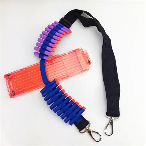 Can You Buy Ammo Belts For Dart Storm