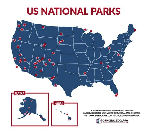Can You Carry A Handgun In National Parks