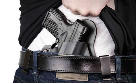 Can You Carry A Handgun Inwv