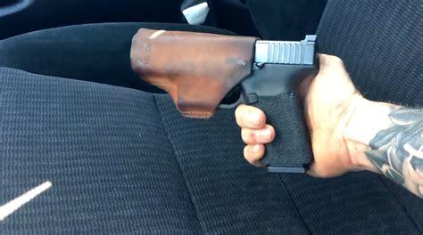 Can You Carry An Unloaded Handgun In A Car