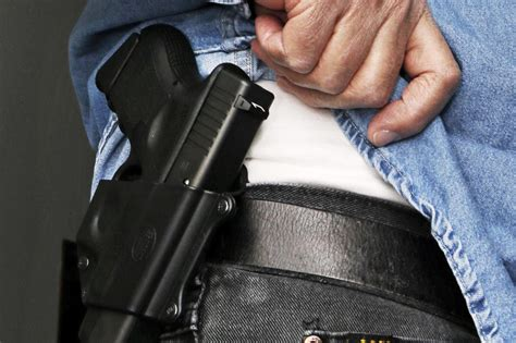 Gun-Store-Question Can You Conceal Carry In A Gun Store.