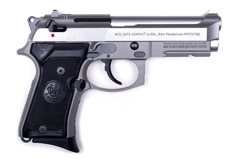 Beretta-Question Can You Fire Regular 9mm From A Beretta 92fs