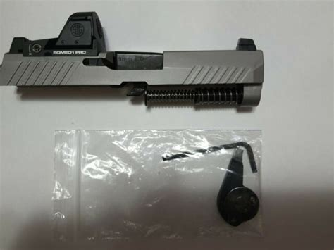 Sig-P320-Question Can You Get A Sig P320 Rx Slide For Compact.