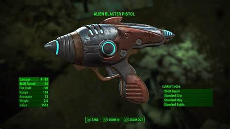 Can You Get More Alien Blaster Ammo In Fallout 4