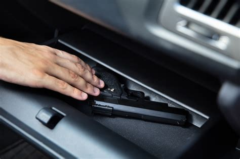 Can You Have A Handgun In Your Car In Tennessee