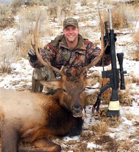 Can You Hunt Deer With An Ar 15 In Indiana