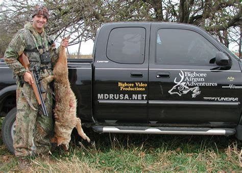 Can You Kill A Coyote With A 22 Air Rifle