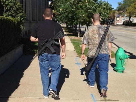 Can You Open Carry A Shotgun In Wisconsin