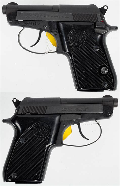 Beretta-Question Can You Own A Beretta 22 In California.