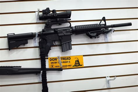 Can You Own An Assault Rifle In Florida