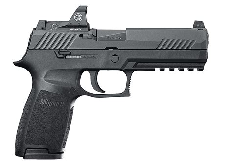 Sig-P320-Question Can You Put A Red Dot On A Sig P320.
