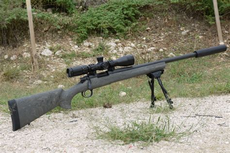 Can You Put A Silencer On A Remington 700
