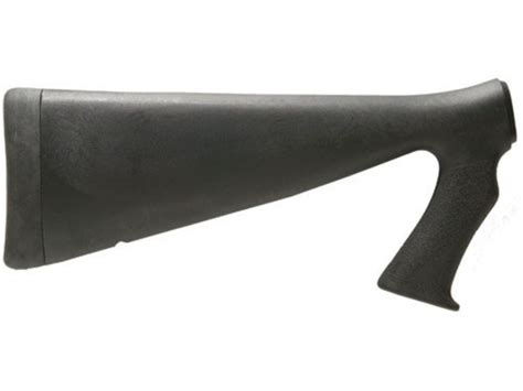 Can You Put Butt Stock On Mossberg 500 Pistol Grip
