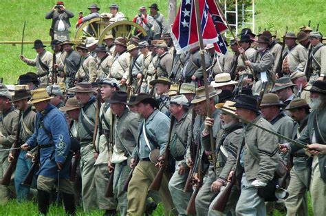 Can You Shoot Civil War Rifles In Reenactments