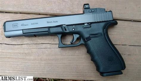 Can You Use 40s W Ammo In 10mm Glock