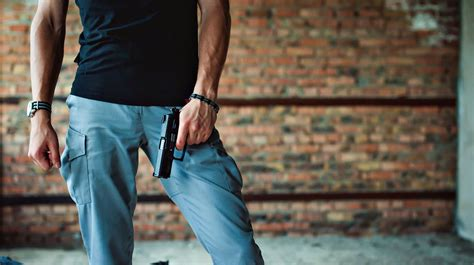 Can Your Liver Be Hurt By Concealed Carry Handgun