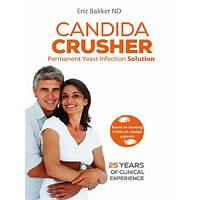 Candida crusher permanent yeast infection solution by dr eric bakker methods