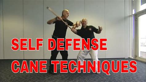 Cane Self Defense Techniques Pdf