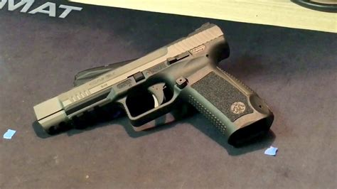 Canik Tp9sfx Trigger Upgrade