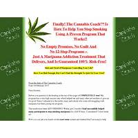 Best cannabis coach quit smoking marijuana audio program online