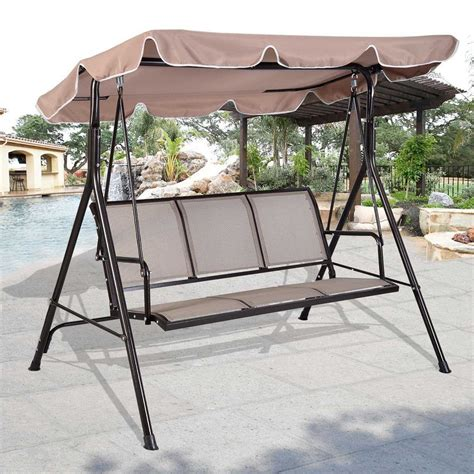 Canopy swings for adults Image