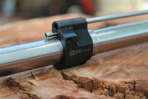 Cant Get My Adjustable Gas Block To Work