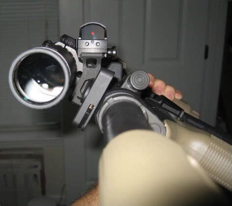 Canted Sights Ar 15
