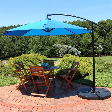 Cantilever Patio Umbrella Ideas