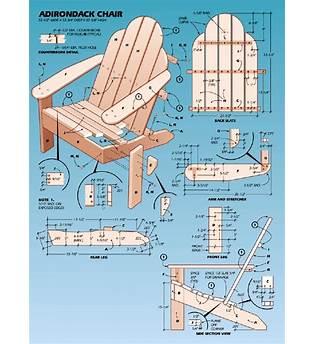 Canvas Deck Chair Plans Pdf