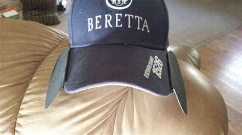 Cap With Blinders Trap Shooters Forum