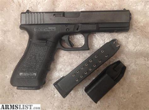 Capacity Of Glock 17