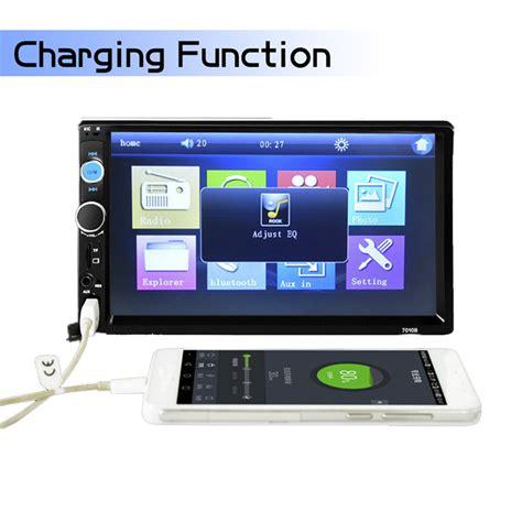 Car 7 Mp5 Fm Player Model 7010b Manual