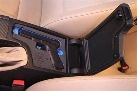 Car Handgun Storage And Ccw 22 Handgun