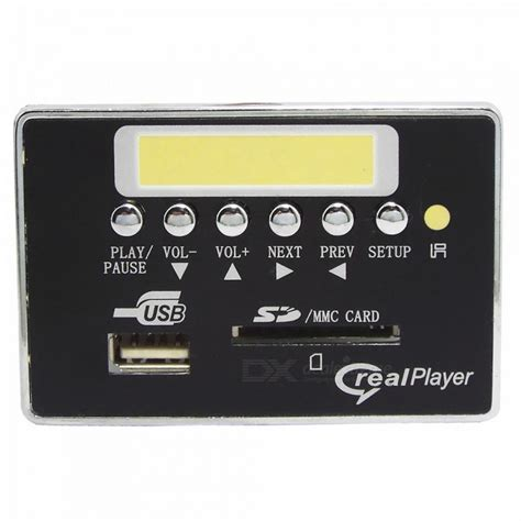 Car Mp5 Player Module With Remote Controller Usb Sd Fm