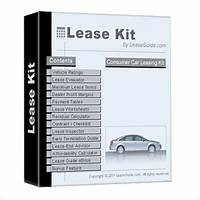 Car leasing kit and guide reviews