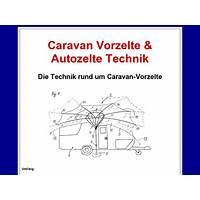 Caravan vorzelte und autozelte technik instruction